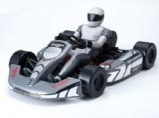 RC Thunder Tiger Racing Kart 2WD 2.4Ghz RTR